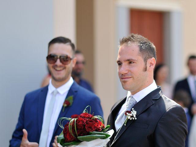 Il matrimonio di Stefano e Maria Pia a Copparo, Ferrara 11