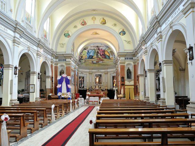 Il matrimonio di Stefano e Maria Pia a Copparo, Ferrara 12