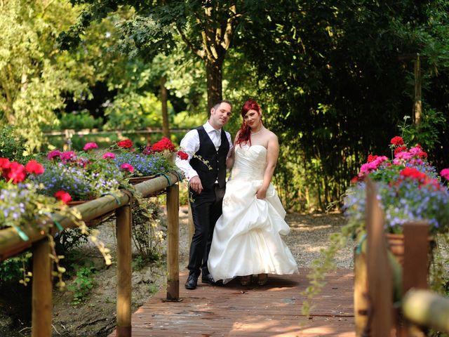 Il matrimonio di Stefano e Maria Pia a Copparo, Ferrara 25