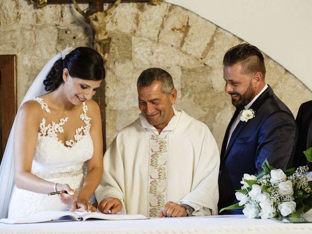Il matrimonio di DONATO e ROSANNA a Bari, Bari 53