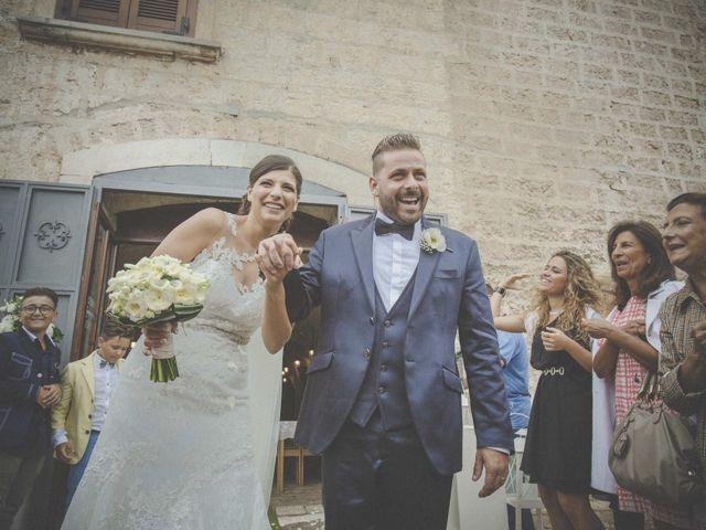 Il matrimonio di DONATO e ROSANNA a Bari, Bari 56