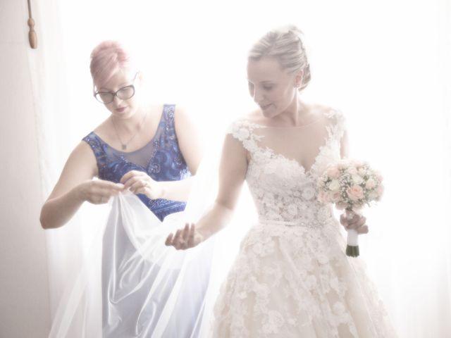 Il matrimonio di Manuel e Cristina a Vedelago, Treviso 6