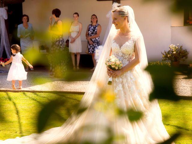Il matrimonio di Manuel e Cristina a Vedelago, Treviso 7