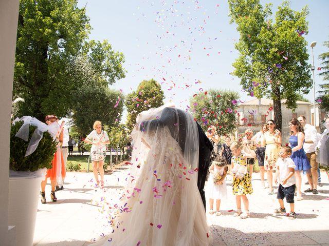 Il matrimonio di Manuel e Cristina a Vedelago, Treviso 8