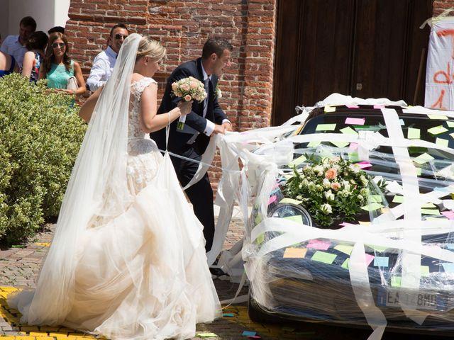 Il matrimonio di Manuel e Cristina a Vedelago, Treviso 9