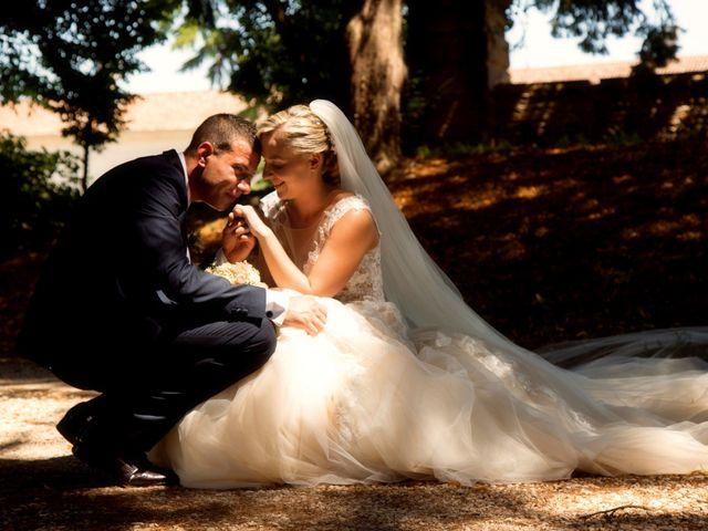 Il matrimonio di Manuel e Cristina a Vedelago, Treviso 14