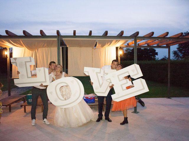 Il matrimonio di Manuel e Cristina a Vedelago, Treviso 16