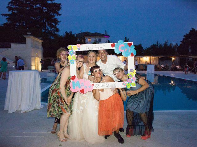 Il matrimonio di Manuel e Cristina a Vedelago, Treviso 17