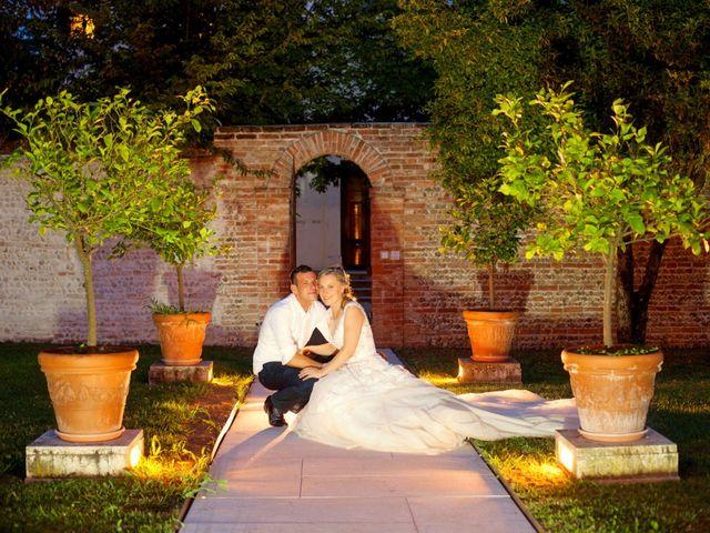 Il matrimonio di Manuel e Cristina a Vedelago, Treviso 18