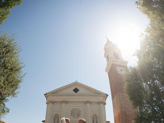 Il matrimonio di Manuel e Cristina a Vedelago, Treviso 21
