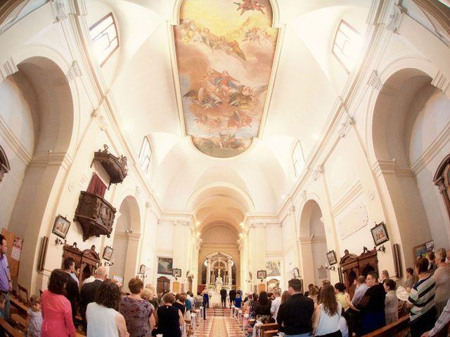 Il matrimonio di Manuel e Cristina a Vedelago, Treviso 22