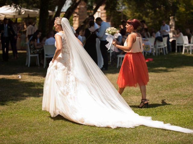 Il matrimonio di Manuel e Cristina a Vedelago, Treviso 27