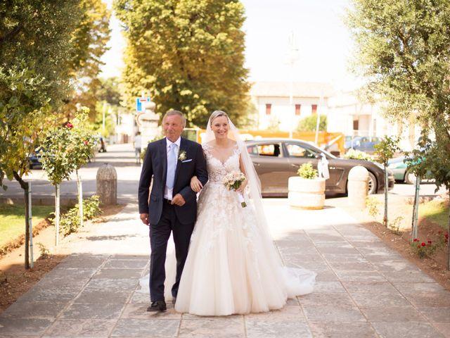 Il matrimonio di Manuel e Cristina a Vedelago, Treviso 36