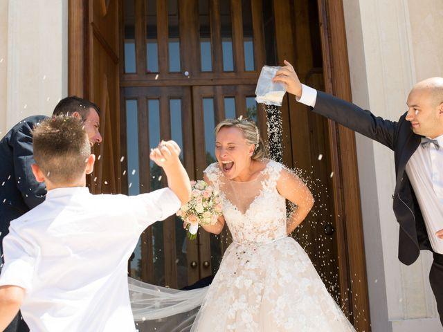 Il matrimonio di Manuel e Cristina a Vedelago, Treviso 38