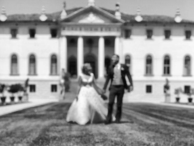 Il matrimonio di Manuel e Cristina a Vedelago, Treviso 45