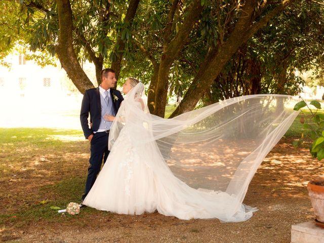 Il matrimonio di Manuel e Cristina a Vedelago, Treviso 46