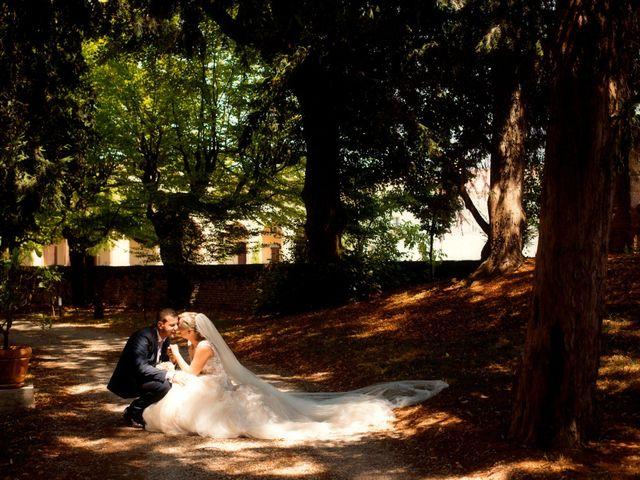 Il matrimonio di Manuel e Cristina a Vedelago, Treviso 47
