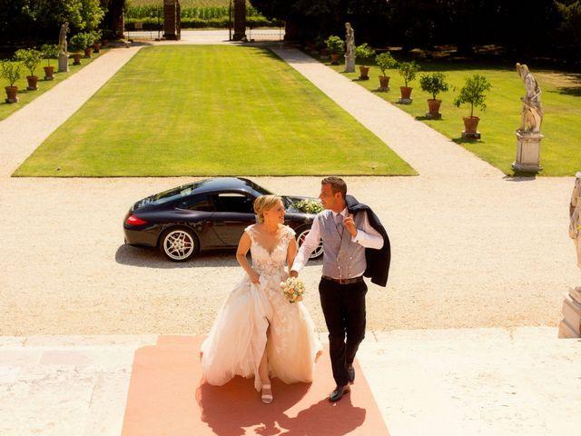 Il matrimonio di Manuel e Cristina a Vedelago, Treviso 53
