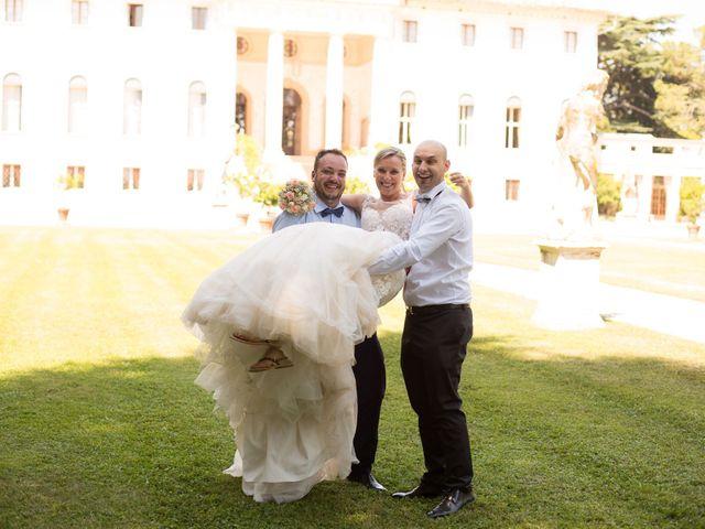 Il matrimonio di Manuel e Cristina a Vedelago, Treviso 57