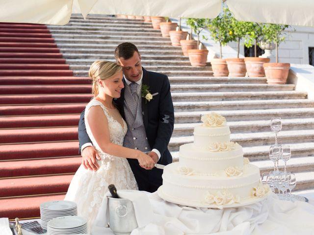 Il matrimonio di Manuel e Cristina a Vedelago, Treviso 60