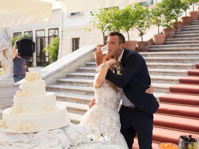 Il matrimonio di Manuel e Cristina a Vedelago, Treviso 61