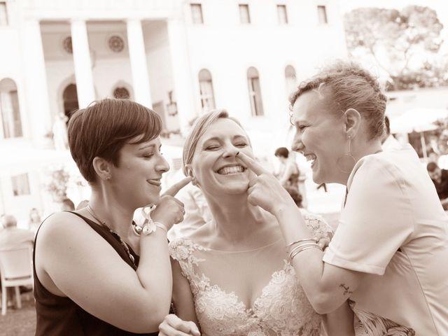 Il matrimonio di Manuel e Cristina a Vedelago, Treviso 64