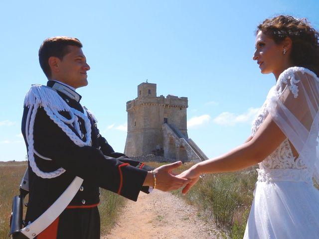 Il matrimonio di Alessia e Gianni a Galatina, Lecce 16