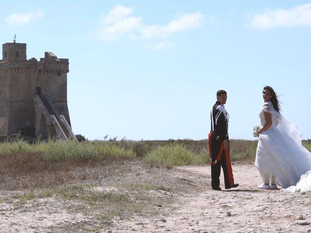 Il matrimonio di Alessia e Gianni a Galatina, Lecce 17