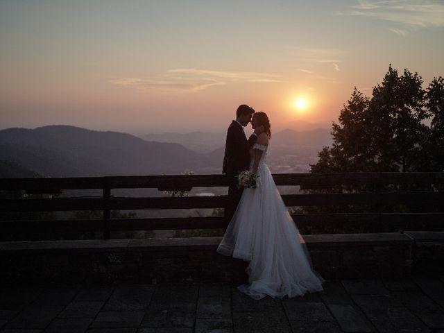 Il matrimonio di Martina  e Matteo a Bergamo, Bergamo 1