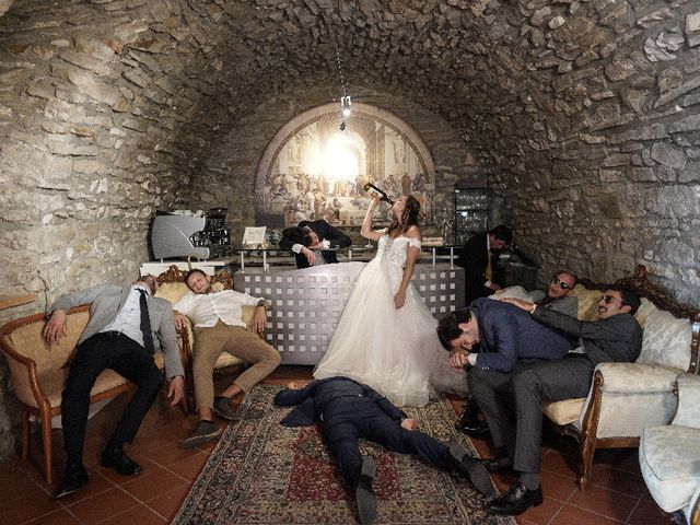 Il matrimonio di Martina  e Matteo a Bergamo, Bergamo 5
