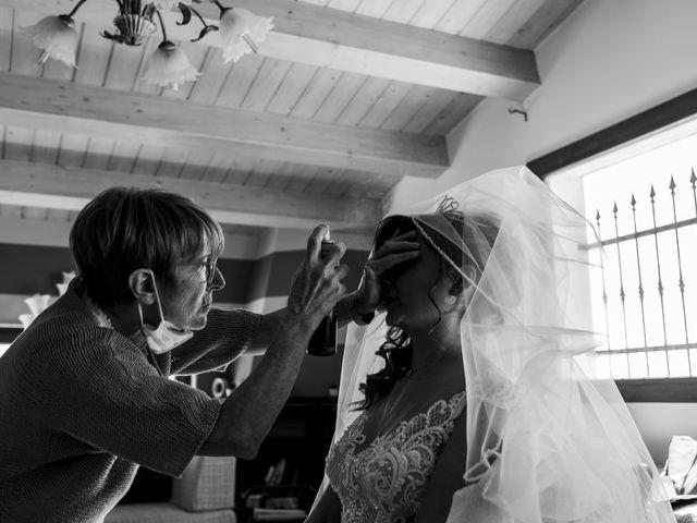 Il matrimonio di Vanessa e Andrea a Noto, Siracusa 18