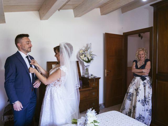 Il matrimonio di Vanessa e Andrea a Noto, Siracusa 21