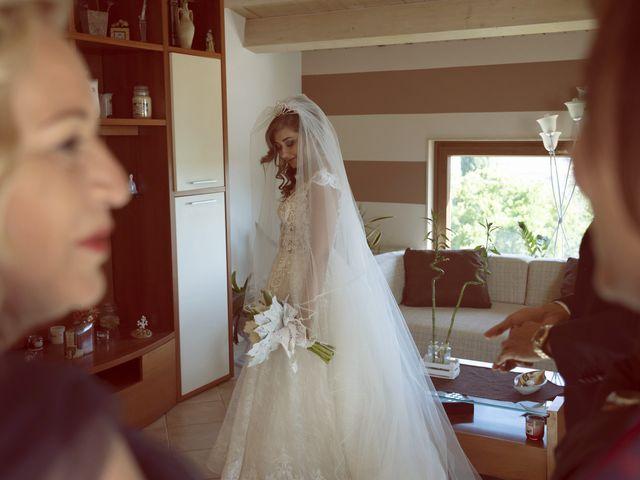 Il matrimonio di Vanessa e Andrea a Noto, Siracusa 23