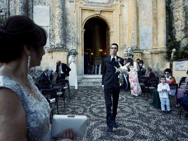 Il matrimonio di Vanessa e Andrea a Noto, Siracusa 25