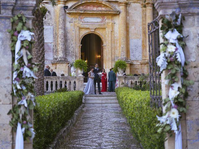 Il matrimonio di Vanessa e Andrea a Noto, Siracusa 26