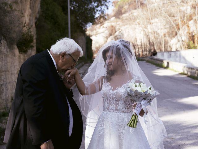 Il matrimonio di Vanessa e Andrea a Noto, Siracusa 27