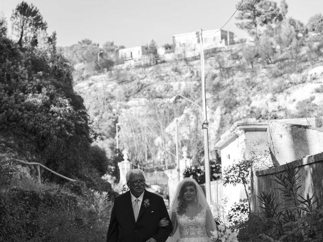 Il matrimonio di Vanessa e Andrea a Noto, Siracusa 30