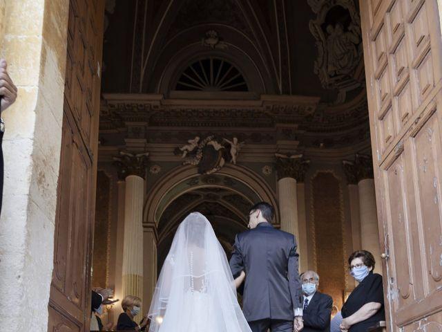 Il matrimonio di Vanessa e Andrea a Noto, Siracusa 32