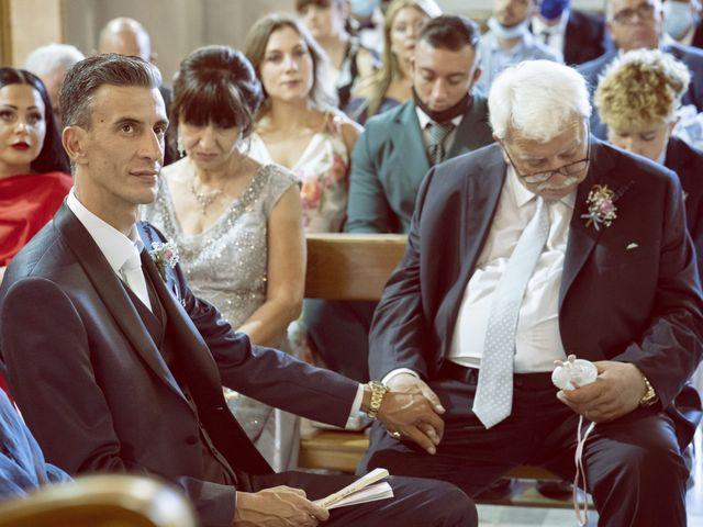Il matrimonio di Vanessa e Andrea a Noto, Siracusa 33