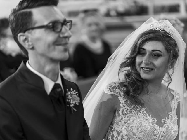 Il matrimonio di Vanessa e Andrea a Noto, Siracusa 34