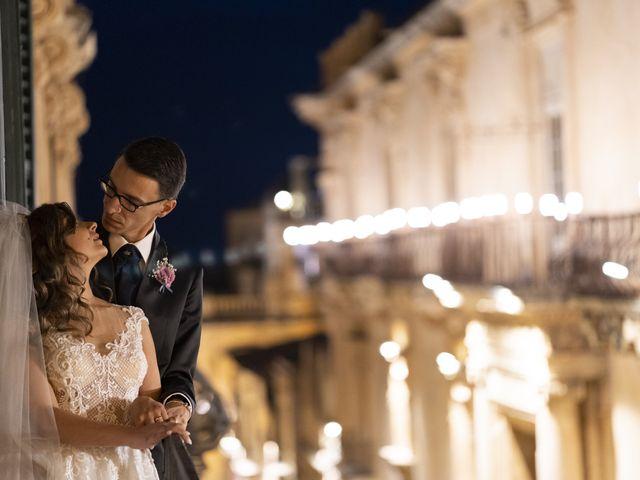 Il matrimonio di Vanessa e Andrea a Noto, Siracusa 35