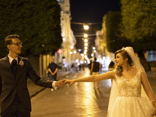 Il matrimonio di Vanessa e Andrea a Noto, Siracusa 37