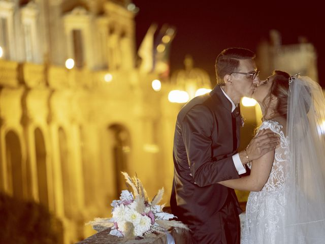 Il matrimonio di Vanessa e Andrea a Noto, Siracusa 38
