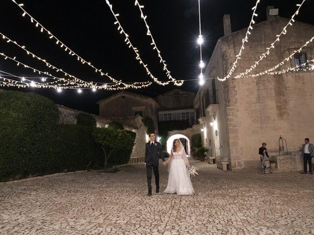 Il matrimonio di Vanessa e Andrea a Noto, Siracusa 41