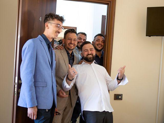 Il matrimonio di Tina e Maurizio a San Ferdinando, Reggio Calabria 3
