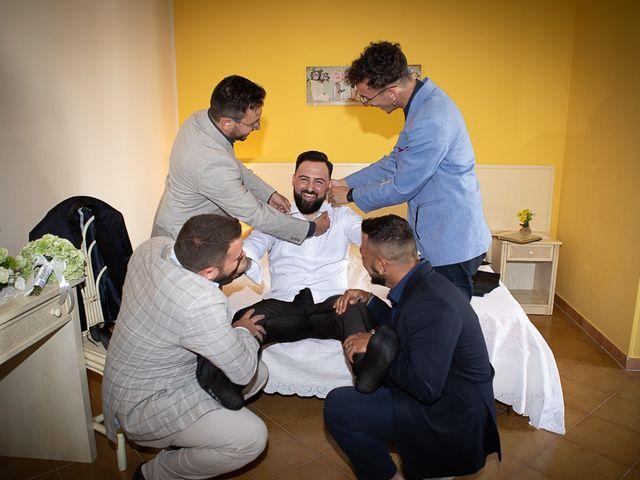 Il matrimonio di Tina e Maurizio a San Ferdinando, Reggio Calabria 4