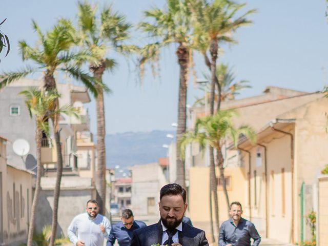 Il matrimonio di Tina e Maurizio a San Ferdinando, Reggio Calabria 9