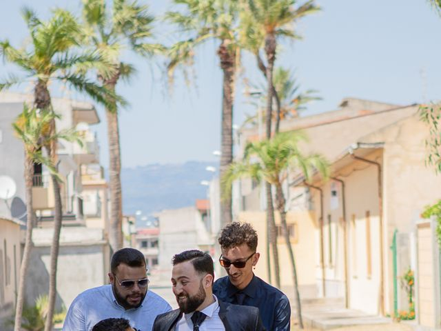 Il matrimonio di Tina e Maurizio a San Ferdinando, Reggio Calabria 11