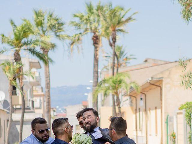 Il matrimonio di Tina e Maurizio a San Ferdinando, Reggio Calabria 12