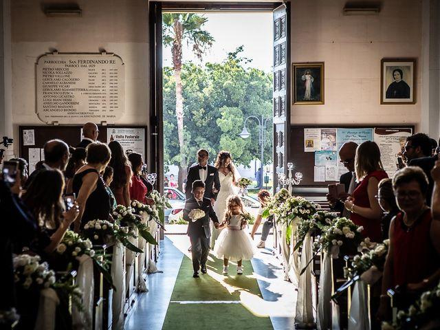 Il matrimonio di Tina e Maurizio a San Ferdinando, Reggio Calabria 29